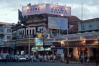 Indien, Bangalore (Karnataka), M.G. Road