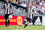 Juventus' player Miralem Pjanicin action during the South China vs Juventus match of the AET International Challenge Cup on 30 July 2016 at Hong Kong Stadium, in Hong Kong, China.  Photo by Marcio Machado / Power Sport Images