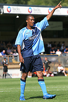 Chris Zebroski of Wycombe Wanderers, former Plymouth and Millwall player during Wycombe Wanderers vs Southend United, Friendly Match Football at Adams Park on 2nd August 2008