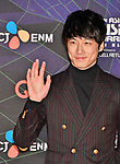 Japanese actor Kentaro Sakaguchi attends the photo call during the 2019 MAMA(Mnet Asian Music Awards) at the Nagoya Dome in Nagoya, Aichi-Prefecture, Japan on December 4, 2019. (Photo by AFLO)