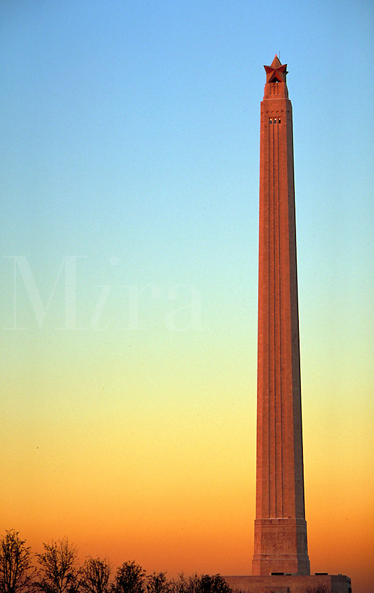 San Jacinto Monument, Birthplace of Texas