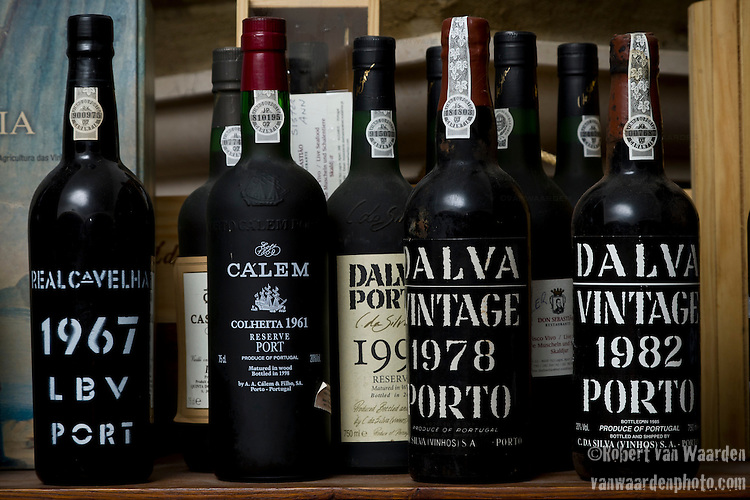 The unique and incredible wine Cellar of the Dom Sebastio restaurant in Lagos, Portugal