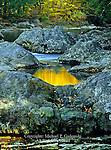 The Haystacks on Loyalsock Creek, Sullivan Co., Loyalsock State Forest, Pennsylvania