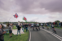 Racing in/around Lake District National Parc / Cumbria<br /> <br /> Stage 6: Barrow-in-Furness to Whinlatter Pass   (168km)<br /> 15th Ovo Energy Tour of Britain 2018