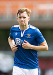 Dundee United v St Johnstone…..01.08.20   Tannadice  SPFL<br />Liam Craig<br />Picture by Graeme Hart.<br />Copyright Perthshire Picture Agency<br />Tel: 01738 623350  Mobile: 07990 594431