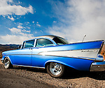 Classic, Chevy Bel Air Car