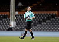 23rd May 2021; Craven Cottage, London, England; English Premier League Football, Fulham versus Newcastle United; Referee Chris Kavanagh