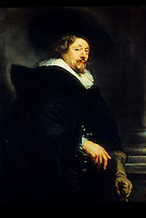 Peter Paul Rubens 1577-1640. Self-portrait.  Kunsthistorisches Museum in Wien.   Rijksmuseum, Amsterdam.  Reference only.