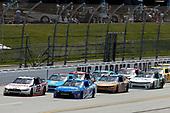 NASCAR Xfinity Series<br /> Sparks Energy 300<br /> Talladega Superspeedway, Talladega, AL USA<br /> Saturday 6 May 2017<br /> Daniel Suarez, Peak Antifreeze & Coolant Toyota Camry Joey Logano, Discount Tire Ford Mustang<br /> World Copyright: Matthew T. Thacker<br /> LAT Images<br /> ref: Digital Image 17TAL1mt1200