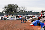 Feb 06, 2014; 6:22:37 PM; Waynesville, GA., USA; The Lucas Oil Late Model Dirt Series running The Georgia Boot Super Bowl of Racing at Golden Isles Speedway.  Mandatory Credit: (thesportswire.net)