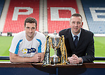 Lee Wallace and Graeme Smith