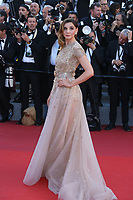 CLOTILDE COURAU - RED CARPET OF THE OPENING CEREMONY AND OF THE FILM 'LES FANTOMES D'ISMAEL' AT THE 70TH FESTIVAL OF CANNES 2017