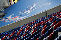A general view of the Crystal Palace FC livery during the pre season friendly match between Crystal Palace and Hertha BSC at Selhurst Park, London, England on 3 August 2019. Photo by Carlton Myrie / PRiME Media Images.