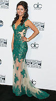LOS ANGELES, CA, USA - NOVEMBER 23: Danica McKellar poses in the press room at the 2014 American Music Awards held at Nokia Theatre L.A. Live on November 23, 2014 in Los Angeles, California, United States. (Photo by Xavier Collin/Celebrity Monitor)