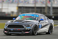 #15 Multimatic Motorsports Inc. Ford Mustang GT4, GS: Austin Cindric, Sebastian Priaulx
