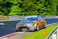 Race of Germany Nürburgring Nordschleife 2016 Free training 2 ETCC 2016 #119 Krenek Motorsport SEAT León Christjohannes Schreiber (CHE) © 2016 Musson/PSP. All Rights Reserved.