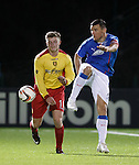 David Crawford and Lee McCulloch