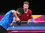 Curtis Caron, Lima 2019 - Para Table Tennis // Para tennis de table.<br />