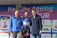 WIELRENNEN: HEERENVEEN: 13-04-2019, Healthy Ageing Tour, ©foto Martin de Jong