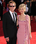 Kyra Sedgwick & Kevin Bacon at The 61st Primetime Emmy Awards held at Te Nokia Theater in Los Angeles, California on September 20,2009                                                                                      Copyright 2009 Debbie VanStory / RockinExposures