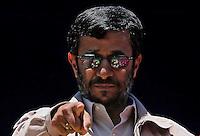 Iran: Mahmoud Ahmadinejad by Hossein Fatemi