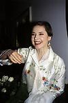 ISABELLA ROSSELLINI<br /> PREMIERE OEDIPUS REX AL TEATRO SAN CARLO DI NAPOLI 2001