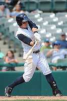 Trenton Thunder outfielder Tyler Austin (21) during game against the Richmond Flying Squirrels at ARM & HAMMER Park on June 9 2013 in Trenton, NJ.  Trenton defeated Richmond 3-2.  Tomasso DeRosa/Four Seam Images