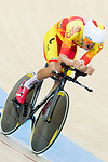Rubio V Garcia de Mateos of the Spain team competes in the Men's Individual Pursuit - Qualifying as part of the 2017 UCI Track Cycling World Championships on 14 April 2017, in Hong Kong Velodrome, Hong Kong, China. Photo by Chris Wong / Power Sport Images