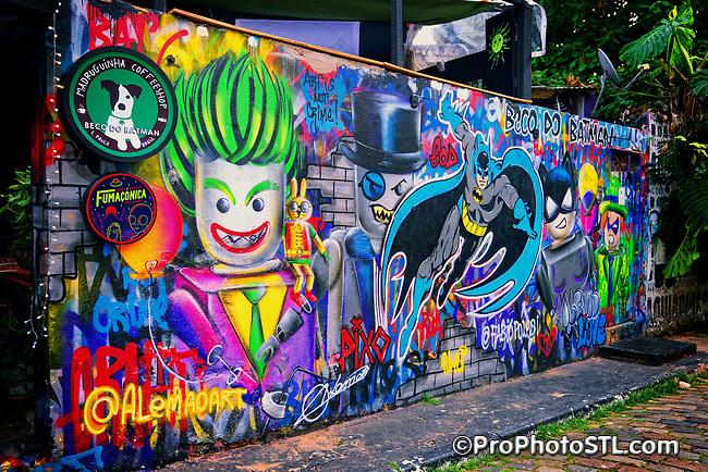 Sao Paulo graffiti