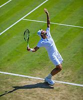 London, England, 5 th July, 2017, Tennis,  Wimbledon, Simone Bolelli (ITA)<br /> Photo: Henk Koster/tennisimages.com