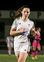 Estee Cattoor (11 OHL) pictured during a female soccer game between Oud Heverlee Leuven and Sporting de Charleroi on the seventh matchday of the 2020 - 2021 season of Belgian Womens Super League , sunday 15 th of November 2020  in Heverlee , Belgium . PHOTO SPORTPIX.BE | SPP | SEVIL OKTEM
