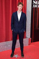 Robin Morrissey<br /> arriving for the British Soap Awards 2018 at the Hackney Empire, London<br /> <br /> ©Ash Knotek  D3405  02/06/2018