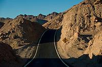 Artist's Palette in Death Valley NP.