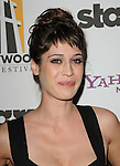 Lizzy Caplan at The 13th Annual Hollywood Awards Gala held at The Beverly Hilton Hotel in Beverly Hills, California on October 26,2009                                                                   Copyright 2009 DVS / RockinExposures