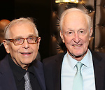 Richard Matlby Jr. and David Shire attend the Abingdon Theatre Company Gala honoring Donna Murphy on October 22, 2018 at the Edison Ballroom in New York City.