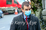 Peter Malone Solicitor at Tralee court on Wednesday.