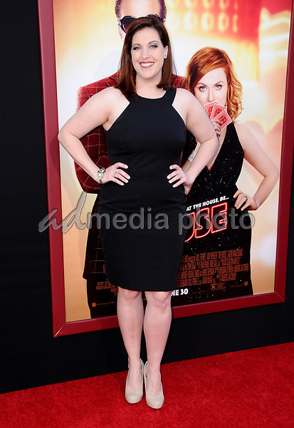 """26 June 2017 - Hollywood, California - Allison Tolman. """"The House"""" Los Angeles Premiere held at the TCL Chinese Theatre in Hollywood. Photo Credit: Birdie Thompson/AdMedia"""