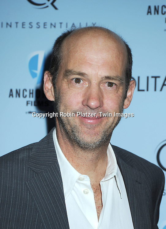 """Anthony Edwards attending  The New York Premiere of """"Solitary Man"""" starring Michael Douglas, Jenna Fischer, Imogen Poots at Cinema 2 on May 11, 2010 in New York City."""