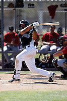 Wili Rosario - Colorado Rockies - 2009 spring training.Photo by:  Bill Mitchell/Four Seam Images