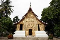 Luang Prabang, Laos.