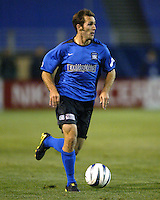 22 May 2004: Earthquakes Brian Mullan in action against Los Angeles Galaxy at Spartan Stadium in San Jose, California.   Earthquakes defeated Galaxy 4-2. Mandatory Credit: Michael Pimentel / ISI