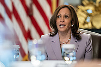 VP Harris Holds Conversation with DACA Recipients