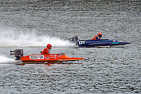 186-W and 13-V   (Outboard Hydroplane)
