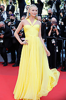"""CANNES, FRANCE - JULY 14: Poppy Delevingne at the """"A Felesegam Tortenete/The Story Of My Wife"""" screening during the 74th annual Cannes Film Festival on July 14, 2021 in Cannes, France.<br /> CAP/GOL<br /> ©GOL/Capital Pictures"""