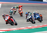 3rd October 2021; Austin, Texas, USA; Jorge Martin (89) - (SPA)  on the 13th turn during the MotoGP Red Bull Grand Prix of the Americas on October 3, 2021 at the Circuit of the Americas