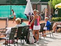 August 4, 2014, Netherlands, Dordrecht, TC Dash 35, Tennis, National Junior Championships, NJK,  Athmosphere<br /> Photo: Tennisimages/Henk Koster