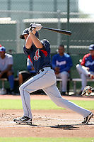 Kyle Bellows  - Cleveland Indians - 2010 Instructional League.Photo by:  Bill Mitchell/Four Seam Images..
