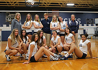 Volleyball, Team & Individuals 8/16/19