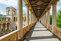 Belvedere auf dem Pfingstberg, Potsdam, Brandenburg, Deutschland