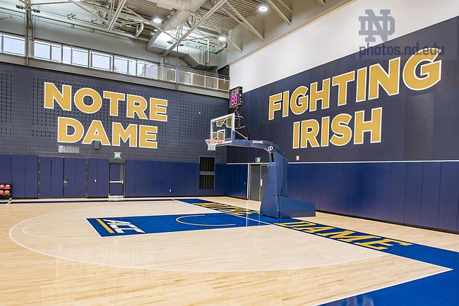 January 23, 2019; Rolfs Athletic Hall Men's Basketball court (Photo by Matt Cashore/University of Notre Dame)